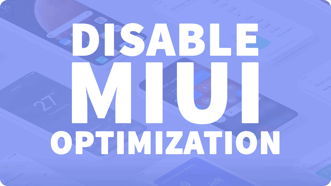How to Disable MIUI Optimization to Install YouTube Vanced