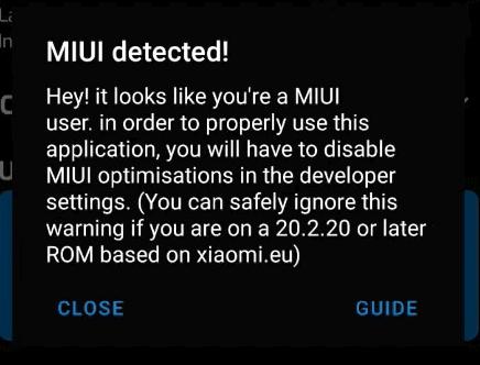 miui-user-detected