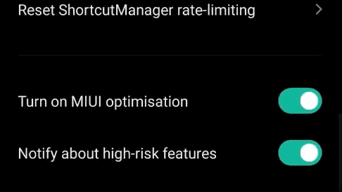 disable-miui-optimization